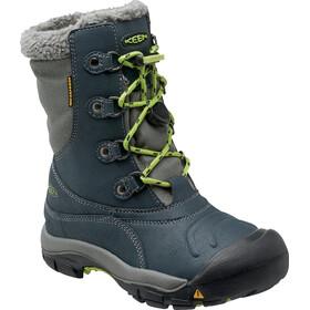 Keen Basin WP Boots Children blue